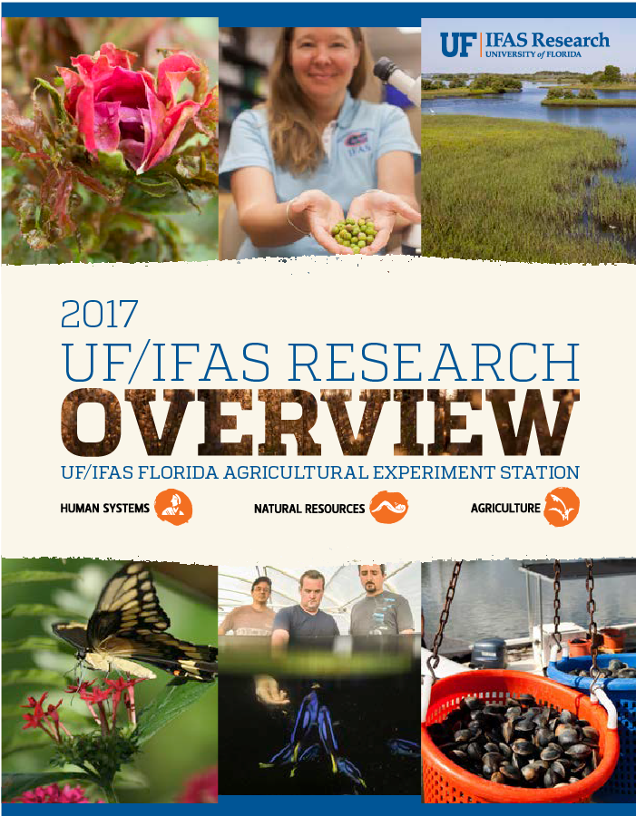 Image of 2017 Research Discoveries cover